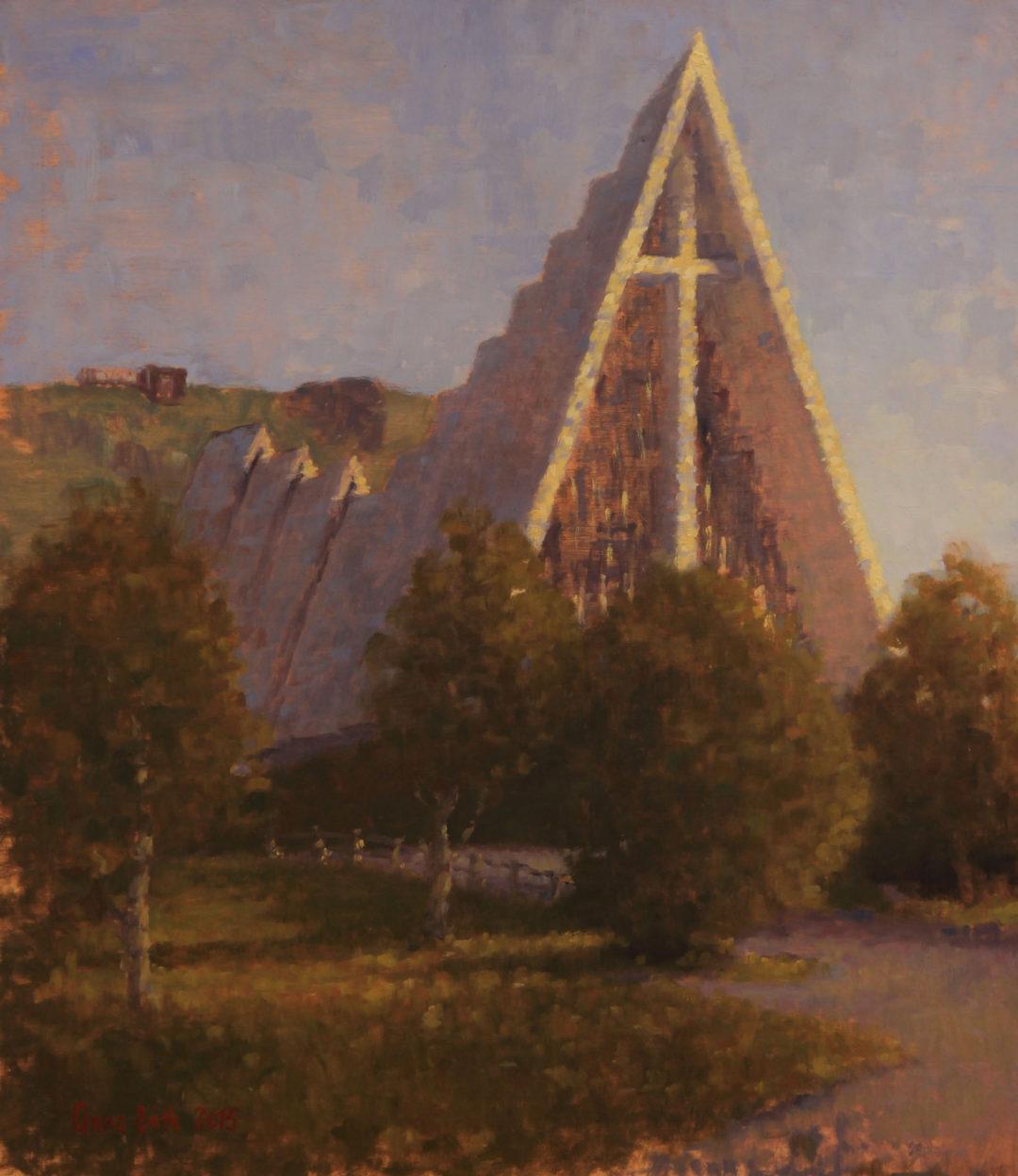 Kirkeklokkene i Tromsdalen