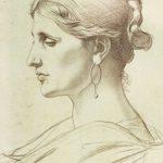 Tegning av Adolphe-William Bouguereau