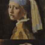 Demo kopiering av Vermeer's Piken med perleøredobbene