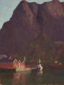 Under Reinebringa, Lofoten