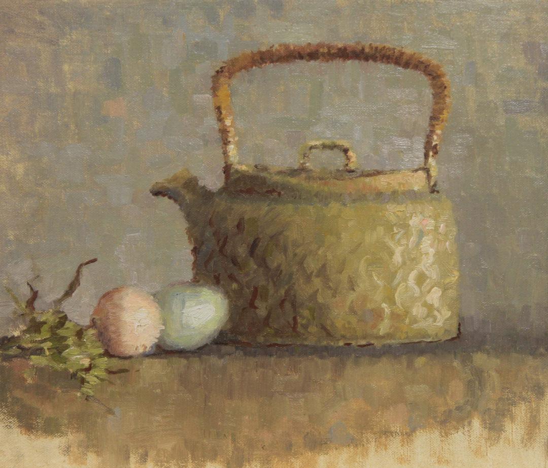 Annes Teapot