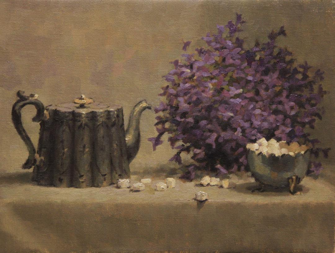 Tea with Josephine
