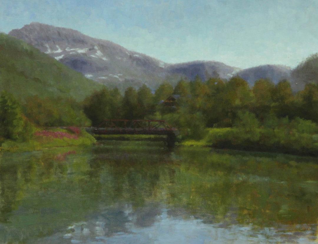 Veien til Elvestrand